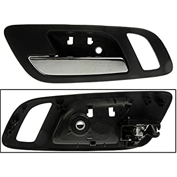 Apdty 91485 interior door handle kit fits 2007 2014 avalanche escalade silverado for 2007 chevy silverado interior door handle