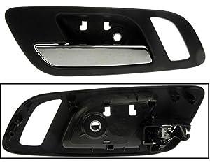 Apdty 92299 interior door handle front left - 2011 chevy silverado interior parts ...