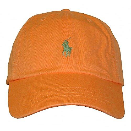Ralph Lauren - Gorra de béisbol - para Hombre Naranja Naranja Taille Unique