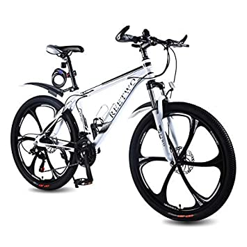 REETWO Bicicleta Hombre, Bicicleta Montaña 26 Pulgadas, Bicicleta ...