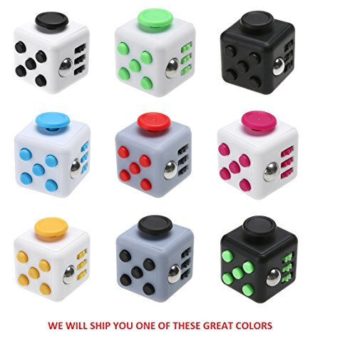 Cube Anti Toy Great Fidgeters Attention Disorders product image