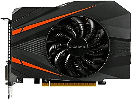 Gigabyte GeForce GTX 1060 Mini ITX 3G GeForce GTX 1060 3GB GDDR5 - Tarjeta gráfica (NVIDIA, GeForce GTX 1060, 7680 x 4320 Pixeles, 7680 x 4320 ...