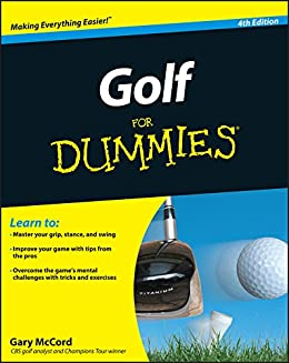 Golf For Dummies by [McCord, Gary]