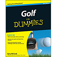 Golf For Dummies (English Edition)