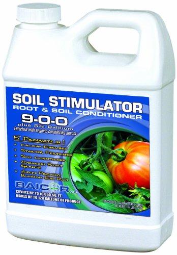 Baicor Soil Stimulator With 5% Calcium - (Stimulator Gallon)