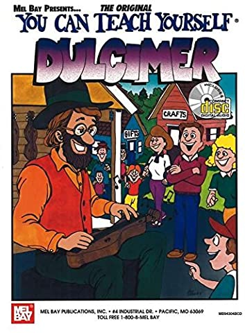 You Can Teach Yourself Dulcimer (Book with CD) - Dulcimer Book