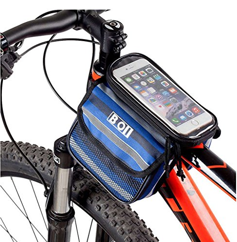 Cycling Mobile Holder Bicycle Pannier
