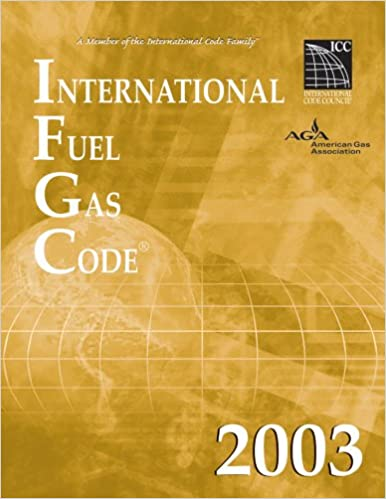 International Fuel & Gas Code 2003: Tabs for Looseleaf Version (International Code Council Series) 1st Edition