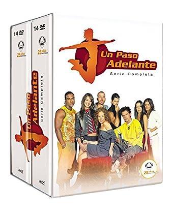 Un Paso Adelante - Serie Completa (25 años A3) [DVD]: Amazon ...
