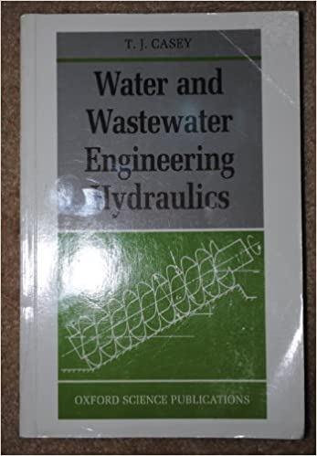 Book Water and Wastewater Engineering Hydraulics (Oxford Science Publications)