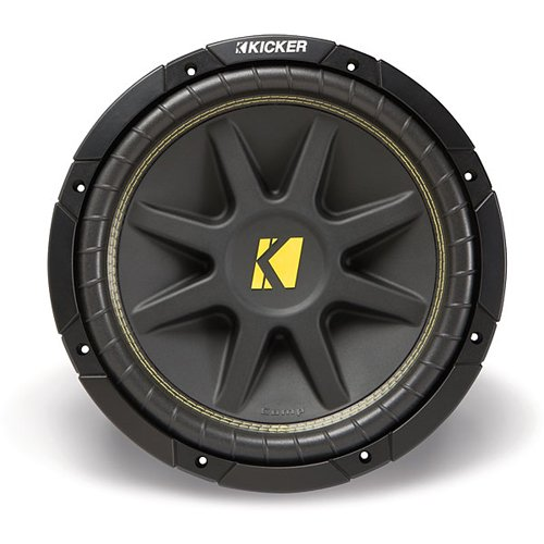 best subwoofer for car - Kicker 10C124 Comp 12-Inch Subwoofer