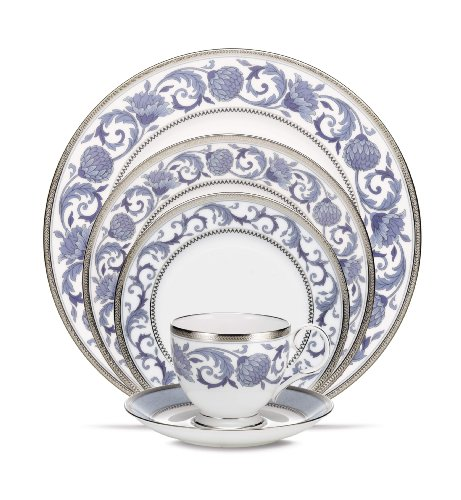 Noritake Sonnet in Blue 5-Piece Place ()