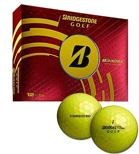new-bridgestone-2014-tour-b330-rx-golf-balls-1-dozen-yellow