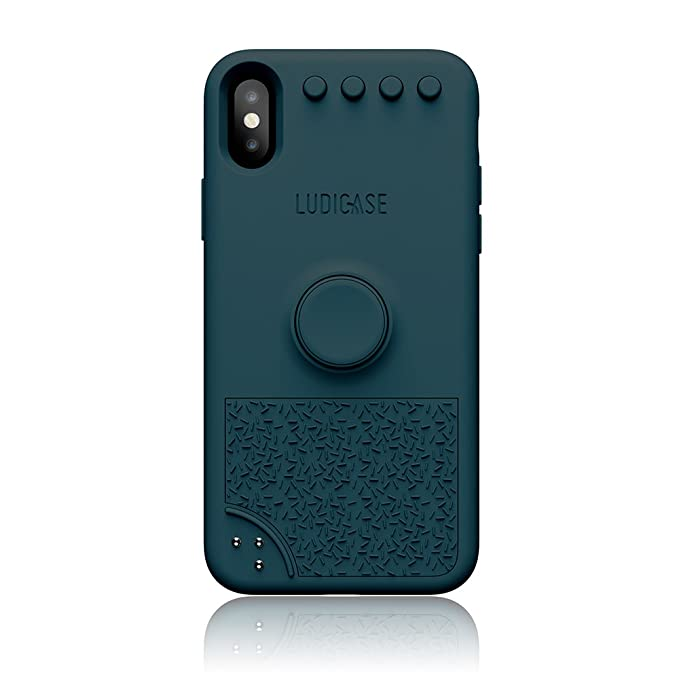 Amazon Fid Spinner Case for iPhone X By LUDICASE [POP