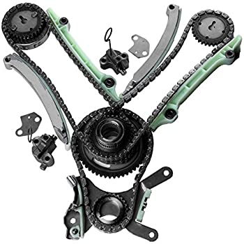 Amazon com: MOCA Timing Chain Kit Water Pump for 2004-2010