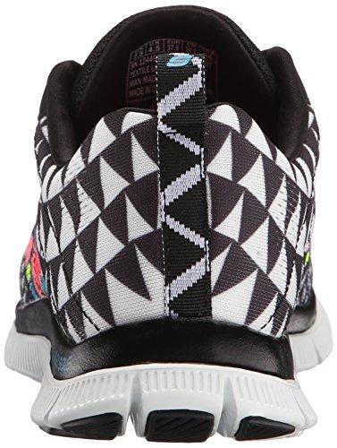 SkechersFlex Appeal Arrowhead - Zapatillas de running mujer Multicolor - Multicolor (Bkmt)