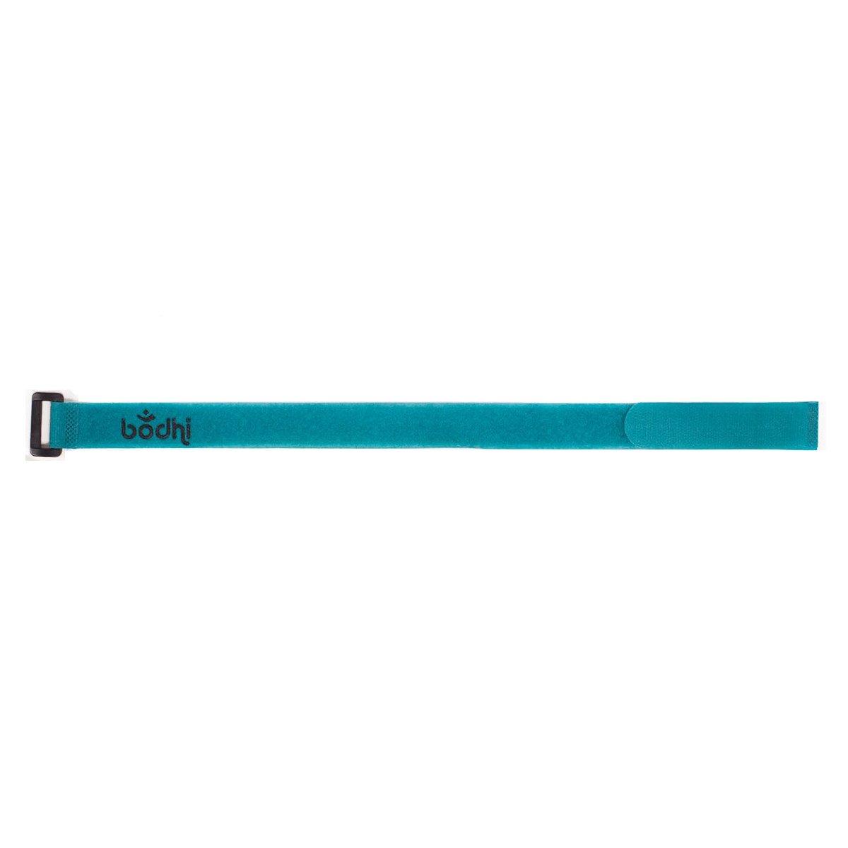 1 x Azul Esterilla de Yoga Correa de Velcro/Banda: Amazon.es ...