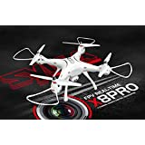 Fytoo SYMA X8 pro large GPS real-time transmission 720p HD Aerial Drone aircraft remote control aircraft