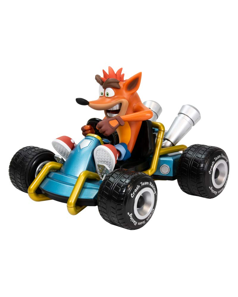 Crash Team Racing, Official Crash Bandicoot Merchandise - CTR Nitro-Fueled Incense Holder/Burner Collectible by Crash Bandicoot (Image #3)