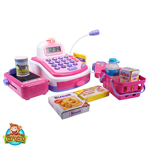 play and learn cash register - 8