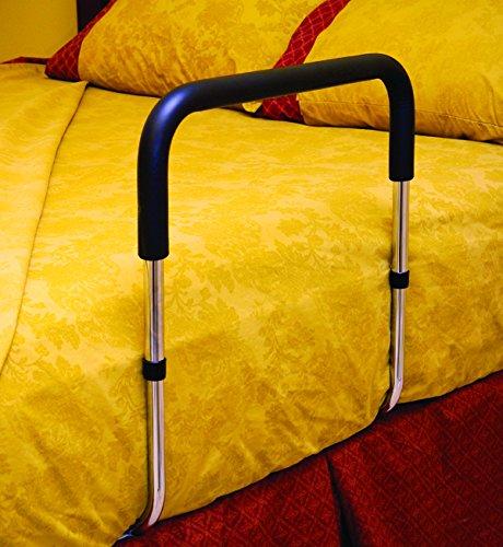 Essential Medical Supply Height Adjustable Hand Bed Rail by Essential Medical Supply (Image #1)