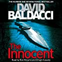 The Innocent: Will Robie, Book 1 Audiobook by David Baldacci Narrated by Ron McLarty, Orlagh Cassidy