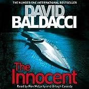 The Innocent: Will Robie, Book 1   David Baldacci