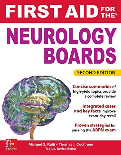 First Aid for the Neurology Boards (2nd 2015) [Rafii & Cochrane]