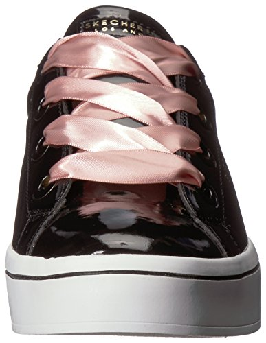Hi Skechers Donna lites Sneakers blk 959 Nero Scarpe EEBqpnrf