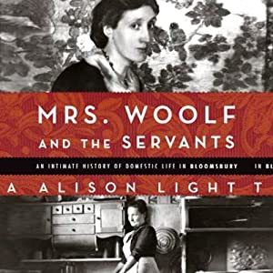 Mrs. Woolf and the Servants Audiobook