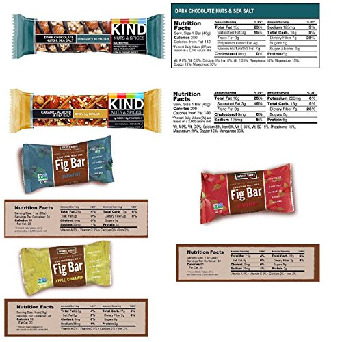 The 8 best healthy snack bars