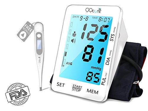 upper arm blood pressure machine - 8