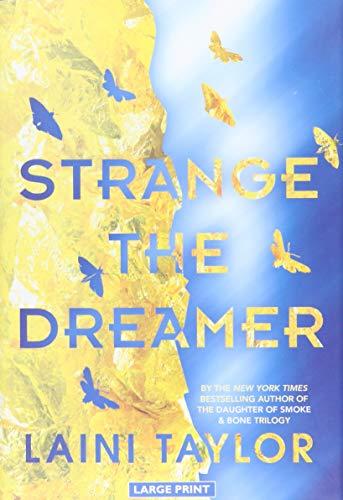 Strange the Dreamer [Taylor, Laini] (Tapa Dura)