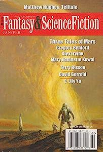 The Magazine of Fantasy & Science Fiction January/February 2016 (The Magazine of Fantasy