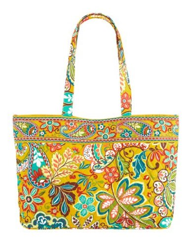 Vera Bradley East West Tote in Provencal, Bags Central