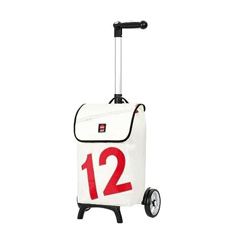 Andersen Shopper Unus Fun und 40 Liter Tasche Elba petrol
