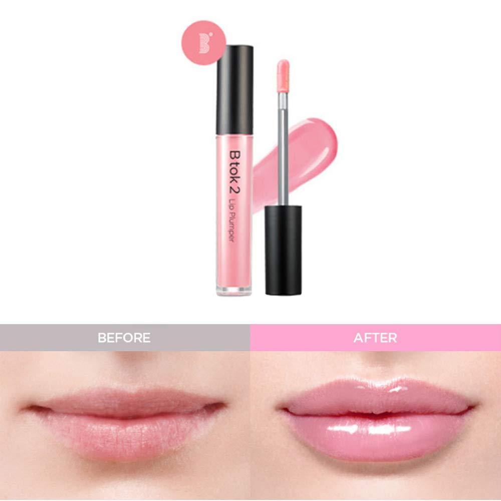 Amai Lip Plumper Glossy Anti-Wrinkle Lip Cosmetic - Pinky