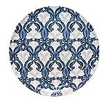 Noble Excellence Rue De Bleu Accent Dinnerware Collection (Pattern 1)