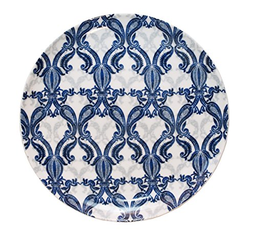 - Noble Excellence Rue De Bleu Accent Dinnerware Collection (Pattern 1)