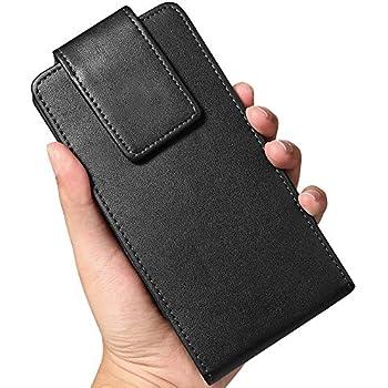 Amazon.com: Funda de piel sintética para Samsung Galaxy Note ...