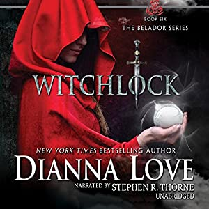 Witchlock Audiobook