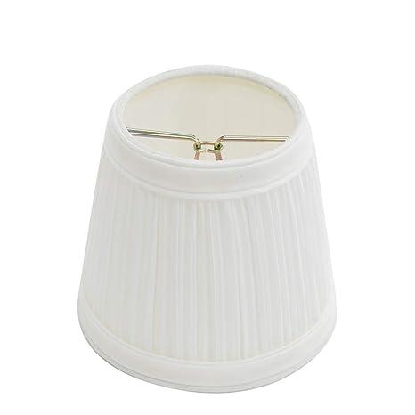 Amazon.com: Lámpara de techo, abastecimiento de la tela ...