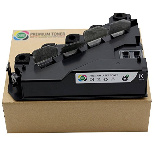 (Caire(TM) Waste Toner Container Compatible Dell C2660dn, Dell C2665dnf, Dell C3760n, Dell C3760dn, Dell C3765dnf printer 331-8438 (C3760: WT))