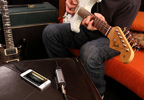 Apogee JAM96K - Interfaz de guitarra para iphone ipad y mac a 96khz: Apogee: Amazon.es: Instrumentos musicales