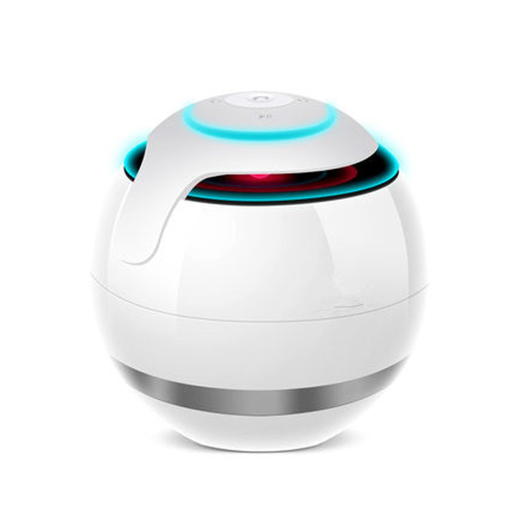 Bluetooth Audio Box Portable Colorful Ball Wireless Sound box outdoor Card Plug-in Free Call Loudspeaker Box