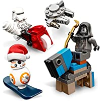 LEGO Star Wars Advent Calendar 75184 Building Kit (309...