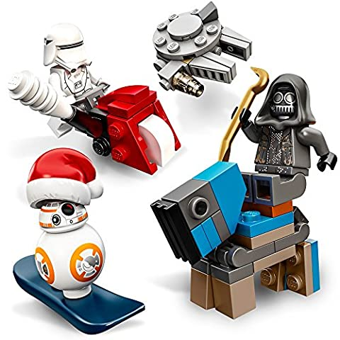 LEGO Star Wars Advent Calendar 75184 Building Kit (309 Piece) - Toys and Games