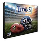 NFL Helmet & Stadium High Resolution Canvas