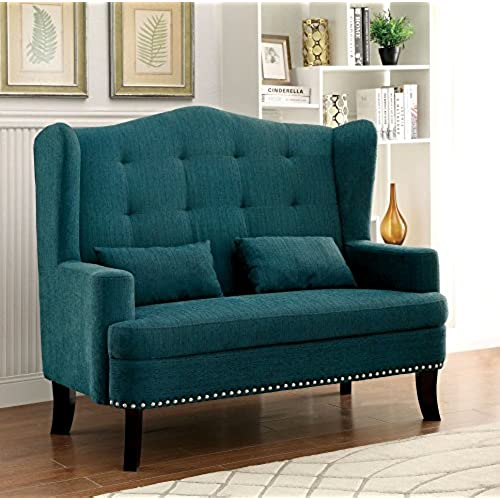 High Back Loveseat G81