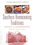Southern Homecoming Traditions, Carolyn Quick Tillery and Carolyn Q. Tillery, 0806526831